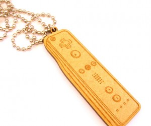 Gamer Charm Necklaces: Wear Your Geek 'Round Your Neck