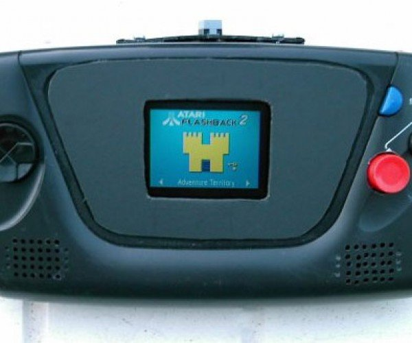 Atari 2600 + Sega Game Gear = Atari Gear 2600 Portable
