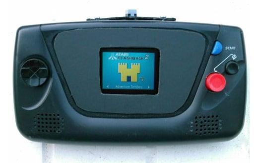 Atari Gear 2600 Casemod