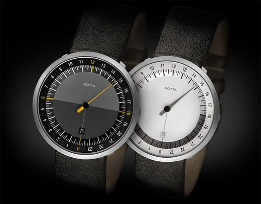Botta UNO 24 Analog Watch