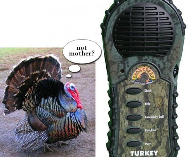 Enjoy Some Electronic Turkey This Thanksgiving
