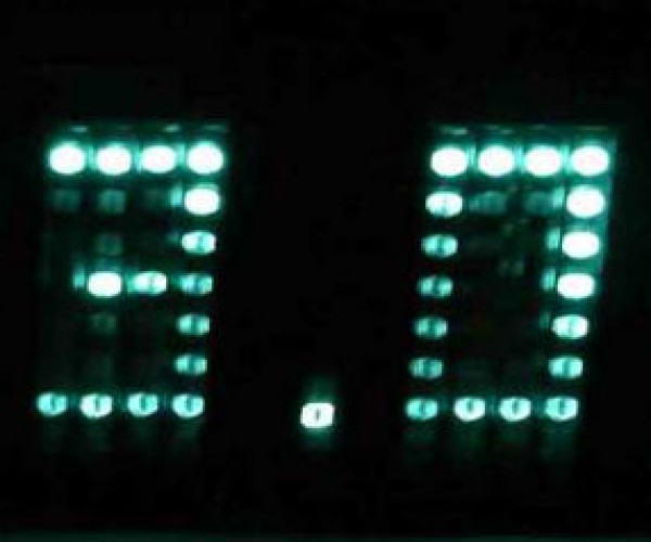 Rare Elektronika-7 Vacuum Tube Clock Shows Up on Ebay