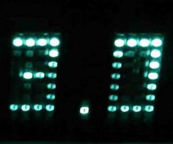 Rare Elektronika-7 Vacuum Tube Clock Shows Up on Ebay