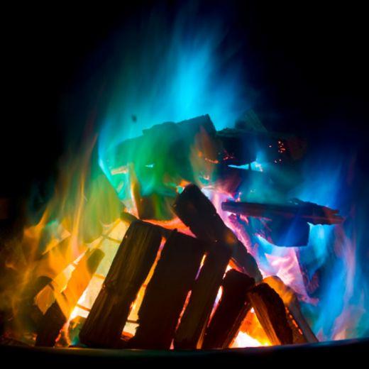 Colored Fire Powder