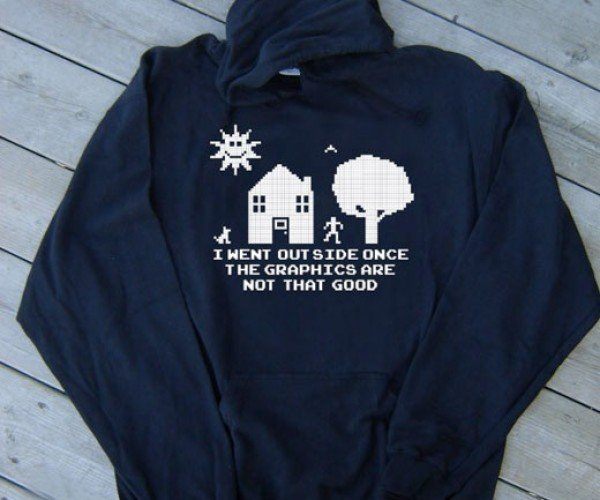 Honest Gamer Hoodie Speaks Only Truth