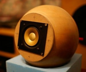 Salad Bowl Speakers Serve up Scrumptious Sound [IKEA Hack]