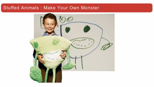 Make Your Own Monster