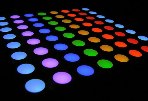 Meggy Jr. RGB LED Game Platform