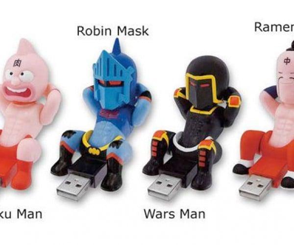 M.U.S.C.L.E. Men Tag Team Your USB