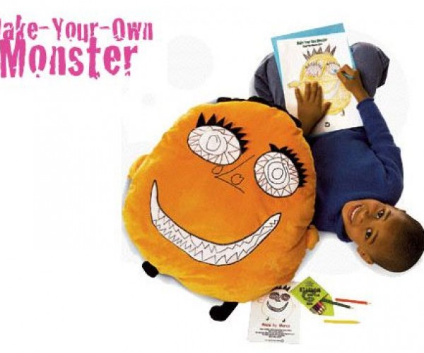 Make Your Own Monster Brings Your Horrible Drawings to Life