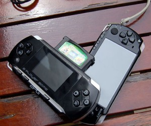 Psp Clone Plays Retro NES Games