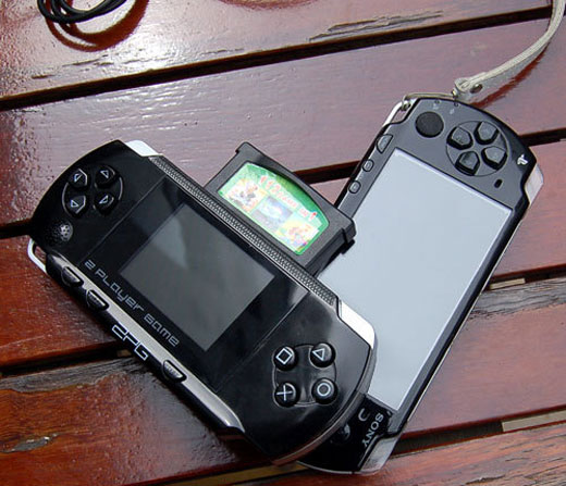 2PG TC8281 PSP Clone 8-bit