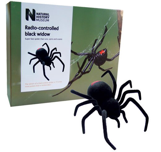 r/c black widow spider