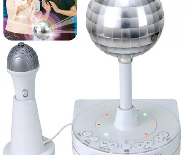 Sega Hitokara Karaoke Disco Ball: Just Add Off-Key Vocals