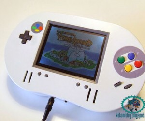 Super Nintendo Handheld: 16-Bits of Portable Paradise