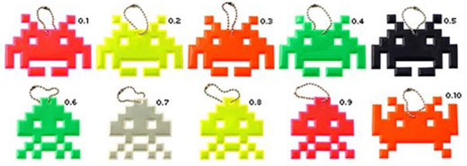 space invaders tags 2