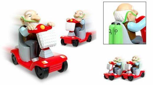 Racing Granddads R/C Cars