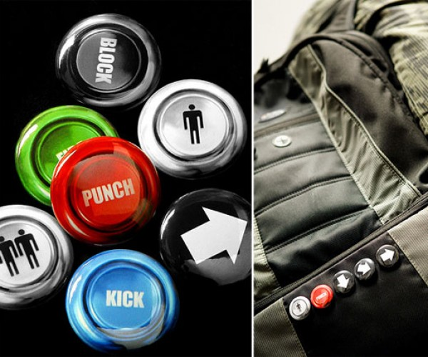 Accessorize With Arcade Machine Buttons