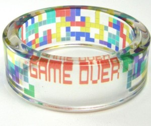 Tetris Bracelet: Your Bricks Are on My Wrist
