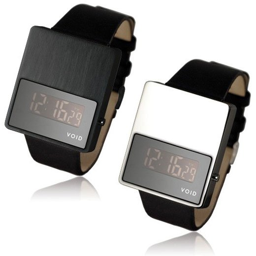void v01 lcd watches