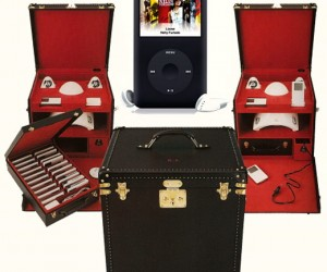 Louis Vuitton iPod Trunk: Apple'S New Luggable