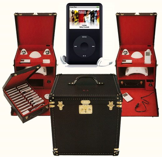Louis Vuitton iPod Trunk for Karl Lagerfeld