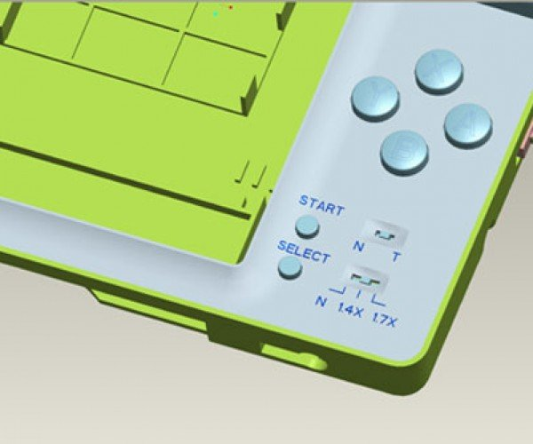 Xcm Hyper Gear Case Overclocks Your Nintendo Ds Lite