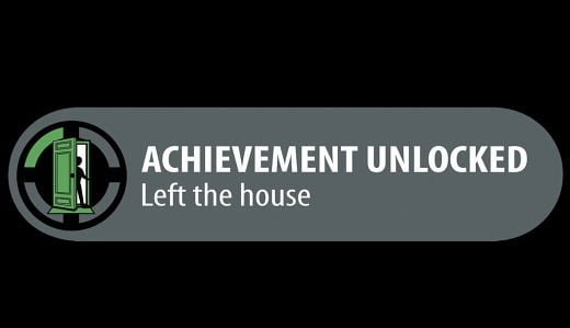 Video Game T-Shirt Xbox Achievement