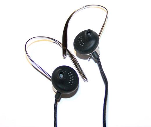 Atomic Floyd AirJax Titanium2 Headphones