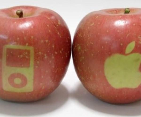 Apple Branded Apples