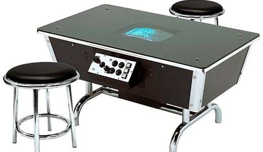 arcade console table