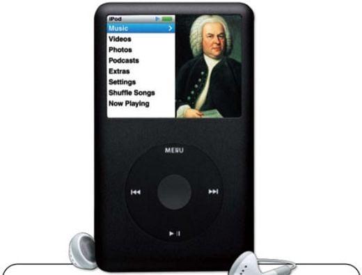 bachpod bach classical music ipod