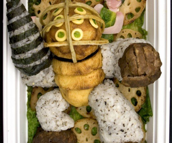 Bioshock Bento Box: Come to (Big) Daddy