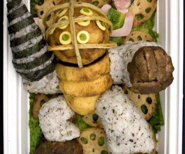 Bioshock Bento Box: Come to (Big) Daddy