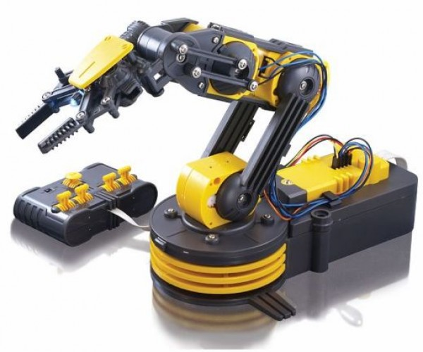 Build Your Own Robot Arm!