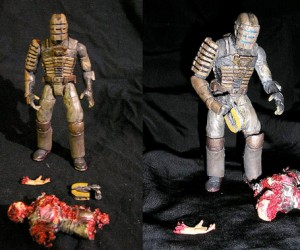 Custom Dead Space Figure Makes Horror Fun Again