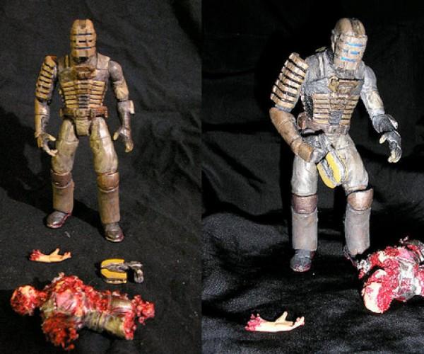 Custom Dead Space Figure Makes Horror Fun Again
