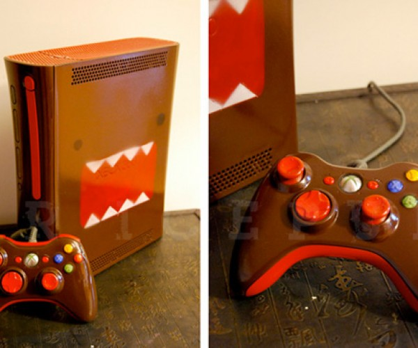 Domo-Kun Mod Makes a Toothy 360