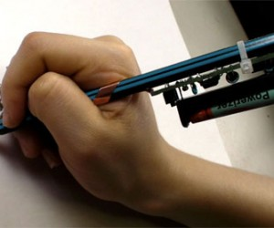 Drawdio Music Pencil Lets You Doodle Electronic Sounds