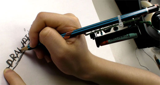 Drawdio Electronic Pencil