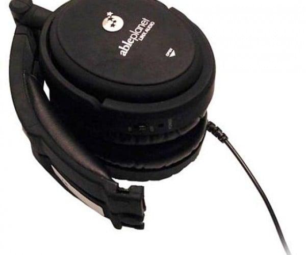 Cheap Foldable Noise Canceling Headphones [Such a Deal]