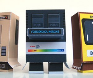 Foldskool Heroes: They'Re Boxy but They'Re Good