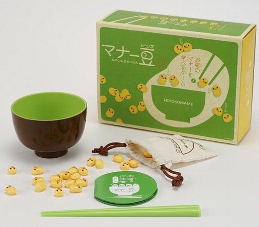 Hiyokomame Chopstick Practice Set