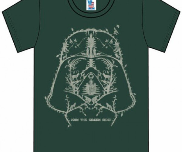 Earth Vader: Join the Green Side Shirt