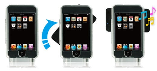 ipod touch ear speakers 2