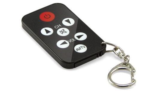 Micro Spy Remote Control