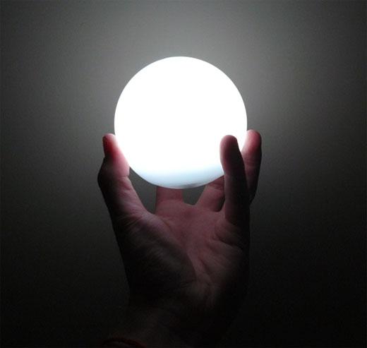 nomad light molecules maarten deceulaer led lamp orb