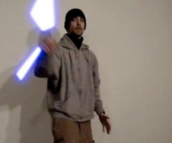 Lightsaber Nunchucks: *Facepalm*