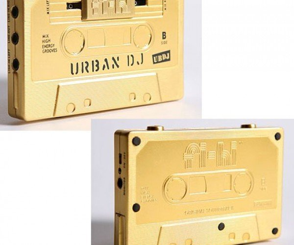 Mix Tape is Really a Portable Dj Mixer