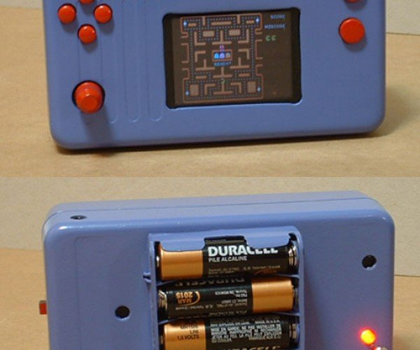 Ms. Pac-Man Gets Portable